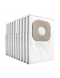 Fleece filter bags
