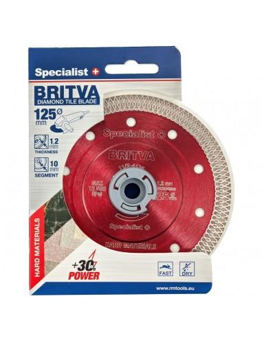 Deim. disk. BRITVA 125x1,2x22 mm