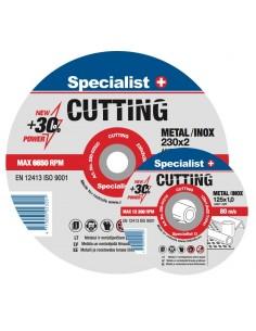 Metalo pj.diskas 230x2x22 mm