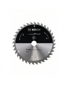 BOSCH Standard for Wood 165mm