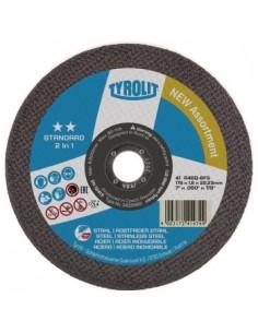 Pjovimo diskas plienui...