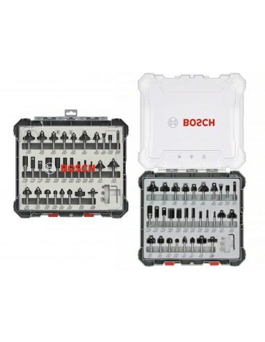 Frezų rinkinys Bosch 8 mm 30 vnt.